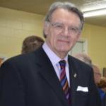 Claude Cantin Président de la Société d'Histoire Les Rivières